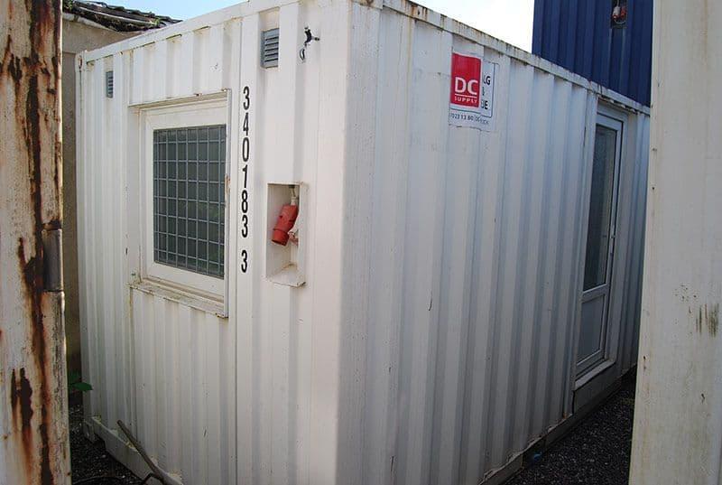 Bad og toiletcontainer, 2081 - OK stand