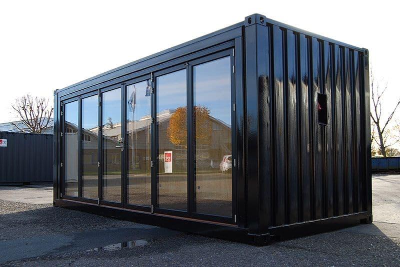 Mobilt showroom til Egernsund Tegl